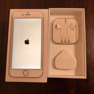 Apple iPhone 6s 64Gb Rose Gold Colour