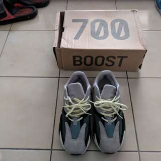 高端訂製版yeezy boost 700 1:1肯爺 小賈 高階 潮鞋