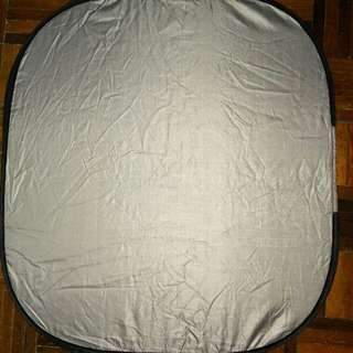 Car sun shield cover