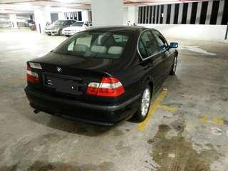 BMW E46 (Sg scarp)