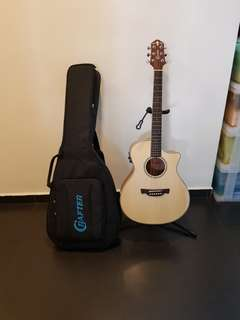 Crafter CastAway Ace 3/4 Size Acoustic