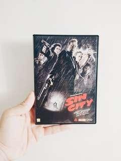 Frank Miller's Sin City DVD Movie