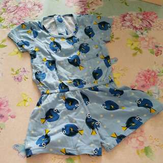 Prelived dory jumpsuit. Like new