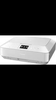 Latest Canon Printer(Touchscreen)With Xerox, Scanner, Printer and with Wifi