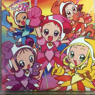 おジャ魔女どれみ 小魔女 doremi DoReMi Do Re Mi DO RE MI 電視原聲帶 cd CD
