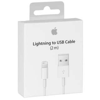 $18 2M Original Apple iphone 5 6 7 Ipad Cable