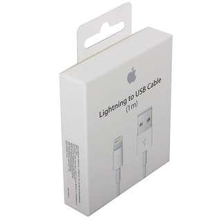 $10. 1m Original Apple iphone 5 6 7 Ipad Cable