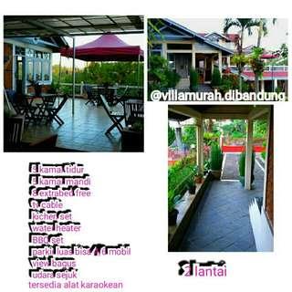 Sewa Villa Harian Di Dago Pakar Bandung