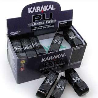 Karakal Grips - Black color - Tennis, Squash, Badminton - $5