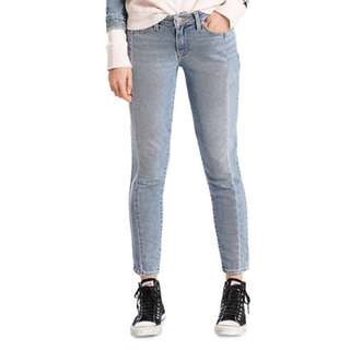 Levis 711 SEAMED SKINNY JEANS