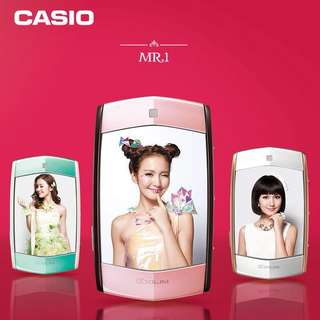 Casio SELFIE CAM with WIFI RM500 only !