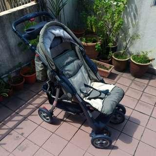 Anakku STR-003 baby stroller (used, condition okay)
