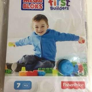 Fisher-Price 積木遊戲包 (2包)