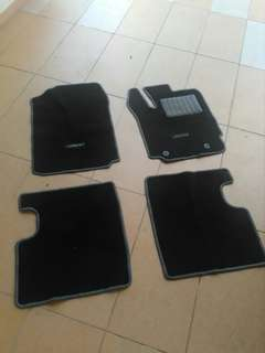 Original Myvi Floor Mat - 4 Pieces