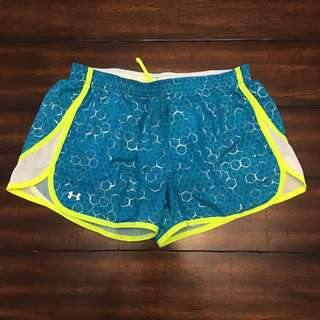 Under Armour Women's Semi-Fitted Running Shorts