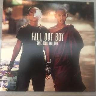 "Fall Out Boy – Save Rock And Roll, 2 x10"" Vinyl LP, Universal International Music B.V. – 00602557111491, 2017, Europe"