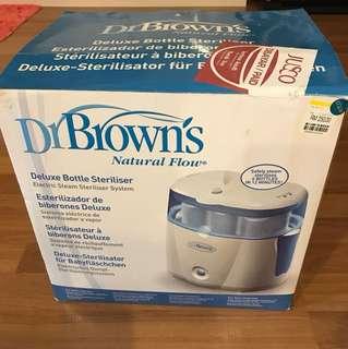 Dr Brown Bottle Steriliser