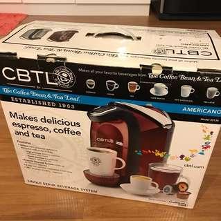CBTL Coffee Beverage