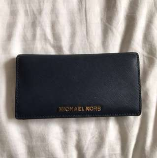 Michael kors navy purse