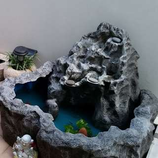 Fibre Glass Water Feature Pond
