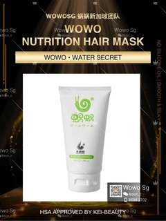 Wowo Nutrition Hair Mask