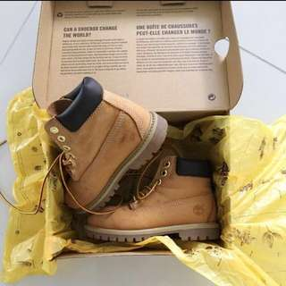 💯Authentic Timberland KIDS