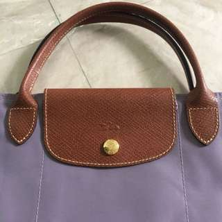 Authentic LONGCHAMP bag (open tote w/o zipper). Excellent condition, bought from Fiesta Mall Duty Free Phils. Please viber 09371381104, thank you.
