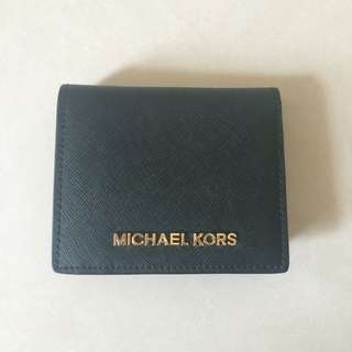 Michael Kors Jet Set Travel Flap Card Holder Wallet