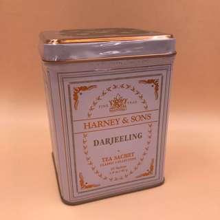 美國直送 全新  Harney & Sons Darjeeling (20 Tea Sachets), 40g / 1.4oz