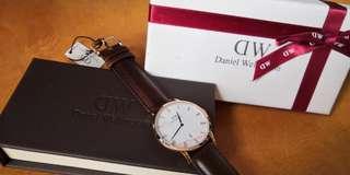 DW Daniel Wellington Dapper Bristol DW00100086 38mm