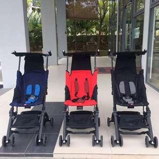 Stroller GB Pockit+ for rental