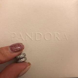 Pandora Silver Spacer