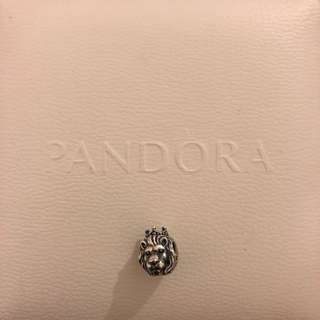 Pandora Lion Charm