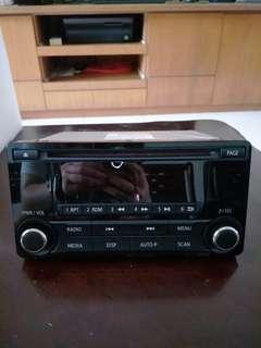 NEW Mitsubishi Lancer Car Audio System