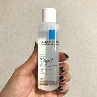 Laroche-Posay Peaux Grasses Micellar water for oily skin