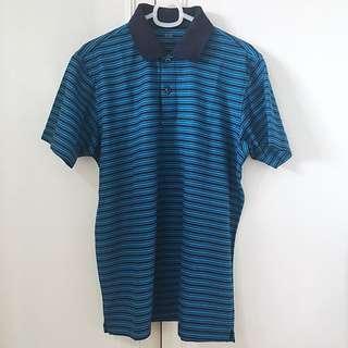 Uniqlo striped polo shirt