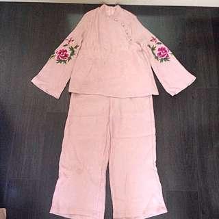 Pink CNY set