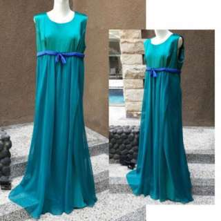 Party tosca gown