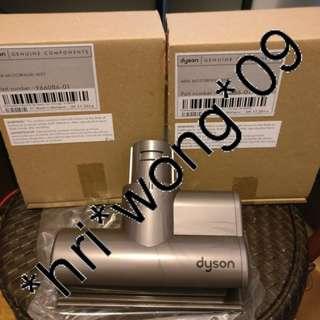 全新 Dyson dc 58 59 62 V6 fluffy 迷你電動吸頭 塵蟎頭 mini motorized tool