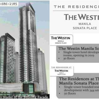 WESTIN Residences by Robinsons Land 1st and Only Westin Brand in South East Asia