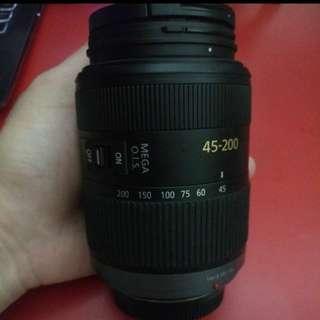 Panasonic 45 200 mm Mega OIS Lumix G Lenses
