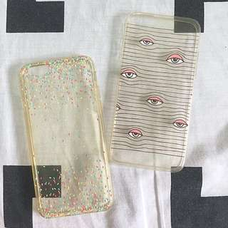 iPhone 6/6s case (lot of 2)