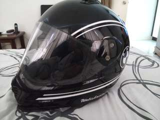Full Face Arai Helmet