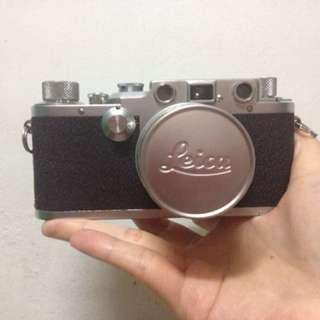 Leica IIIc + Jupiter 50mm f/2蘇聯鏡