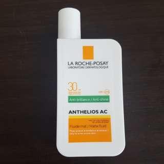 La Roche Posay ANTHELIOS AC 30 SPF Sunscreen
