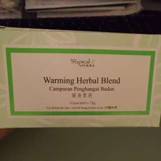 Confinement warming herbal blend