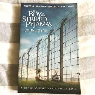 Boy in the Striped Pyjamas by John Boyne