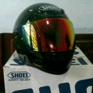 Helm SHOEI Z7 Black Glossy XL