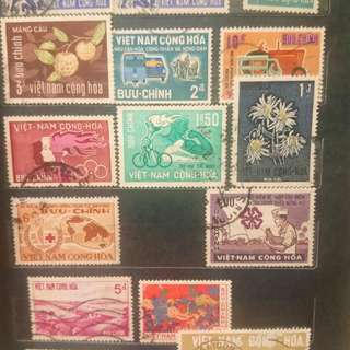 歷史悠久 收藏完好 郵票