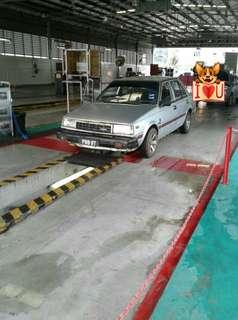 Nissan sunny 1.3   (PBB97)
